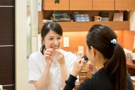 デキ女が歯医者に行くのはなぜか